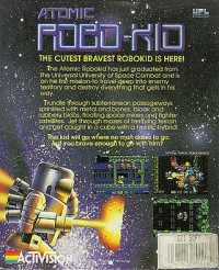 Atomic Robo-Kid Box Art