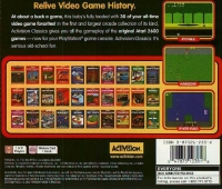 Collection of Activision Classic Games for the Atari 2600, A Box Art