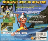 Ape Escape Box Art
