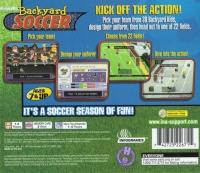 Backyard Soccer Box Art