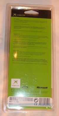 Xbox RF adapter Box Art