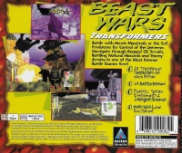 Beast Wars: Transformers Box Art