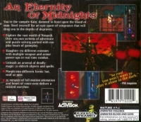 Blood Omen: Legacy of Kain Box Art