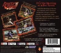 Bloody Roar II Box Art