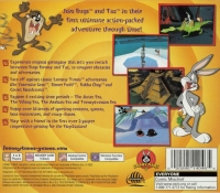 Bugs Bunny & Taz: Time Busters Box Art