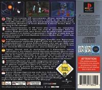 Crash Bandicoot 2: Cortex Strikes Back - Platinum Box Art