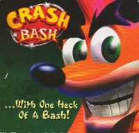 Crash Bash & Spyro Year of the Dragon Demo Disk Box Art