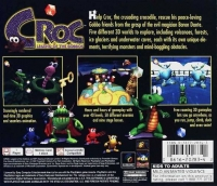 Croc: Legend of the Gobbos Box Art