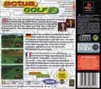 Actua Golf 2 Box Art