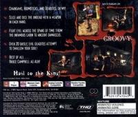 Evil Dead: Hail to the King Box Art
