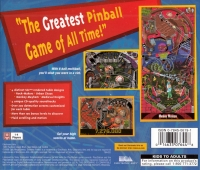 Extreme Pinball (Jewel Case) Box Art