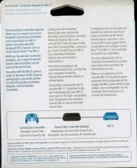 GameCube Controller Adapter [NA] Box Art
