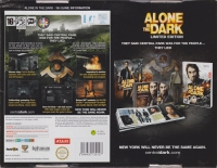Alone in the Dark - Limited Edition Box Art