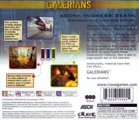 Galerians Box Art
