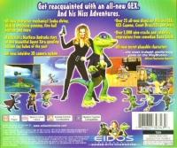 Gex 3: Deep Cover Gecko Box Art