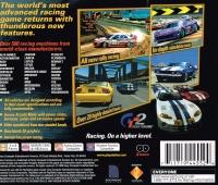 Gran Turismo 2 Box Art