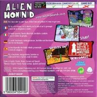 Alien Hominid Box Art