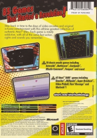 Atari Anthology Box Art