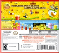 New Super Mario Bros. 2 (red case) Box Art
