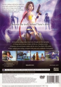 Final Fantasy X-2 Box Art