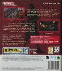 Castlevania: Lords of Shadow Collection Box Art