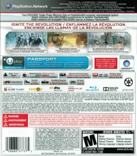 Assassin's Creed III - Special Edition [CA] Box Art