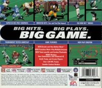 Madden NFL 99 Box Art