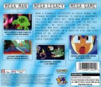 Mega Man 8 - Anniversary Edition Box Art