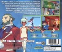 Mega Man Legends 2 Box Art