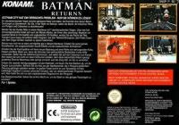 Batman Returns Box Art