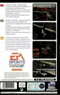 Andretti Racing Box Art