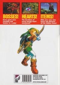 100% Unofficial Nintendo 64 Player's Guide to Zelda 64 Box Art