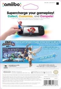 Pit - Super Smash Bros. Box Art