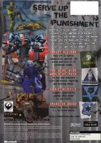 Deathrow: Underground Team Combat Box Art