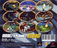 PlayStation Underground Jampack Demo Disc - Winter 2000 Box Art