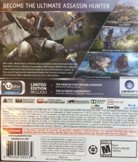 Assassin's Creed: Rogue - Limited Edition Box Art