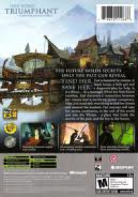 Dreamfall: The Longest Journey Box Art