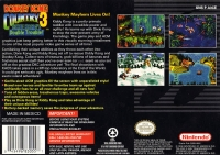 Donkey Kong Country 3: Dixie Kong's Double Trouble! Box Art