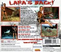 Tomb Raider II Box Art
