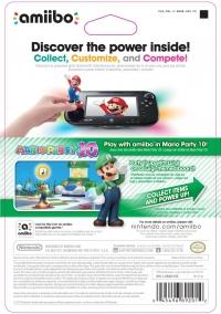 Luigi - Super Mario Box Art