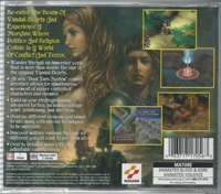 Vandal Hearts II Box Art