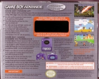 Nintendo Game Boy Advance - Glacier [NA] Box Art