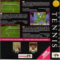 Advantage Tennis Box Art