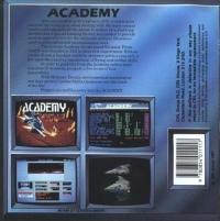 Academy: Tau Ceti II Box Art
