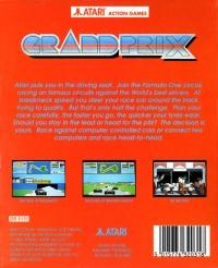 Atari Grand Prix Box Art