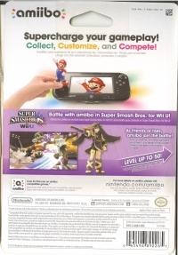 Dark Pit - Super Smash Bros. Box Art