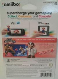 Dr. Mario - Super Smash Bros. (gray Nintendo logo) Box Art