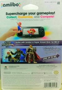 Ganondorf - Super Smash Bros. (gray Nintendo logo) Box Art