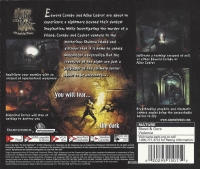 Alone in the Dark: The New Nightmare Box Art