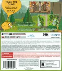 Adventure Time: The Secret of the Nameless Kingdom Box Art